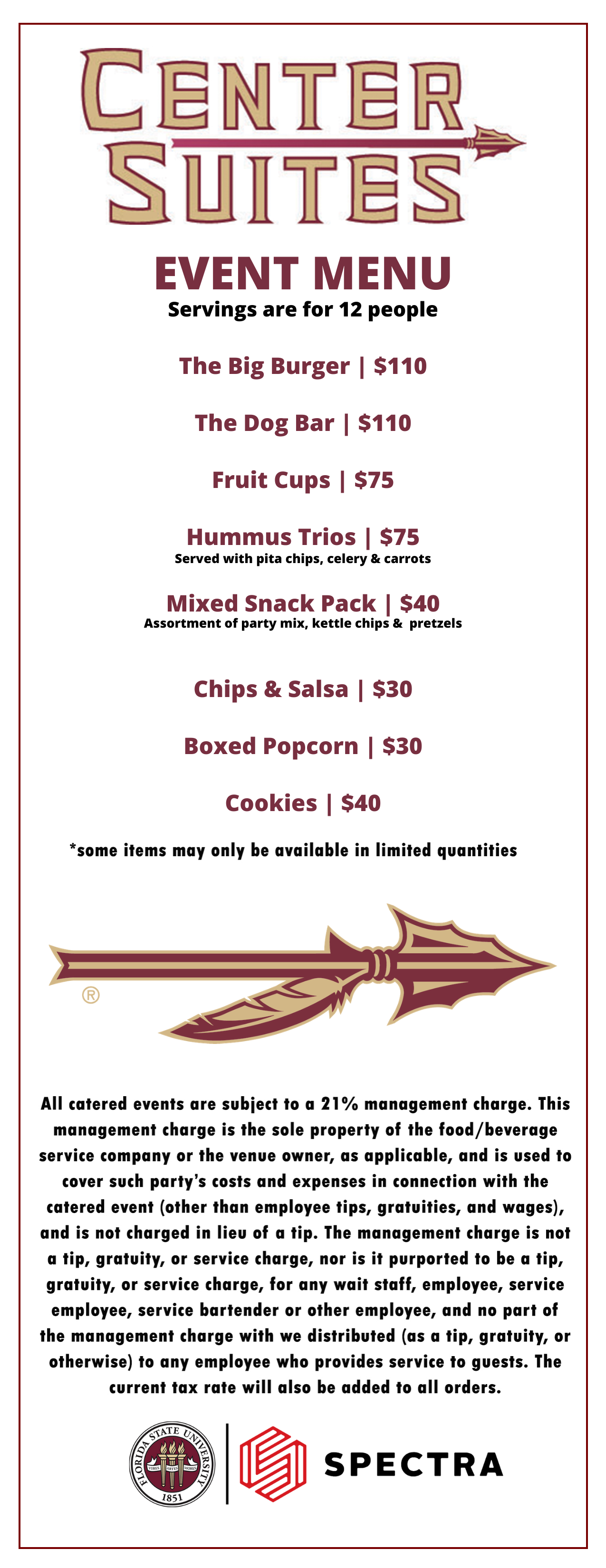 Center Suites Menu.png