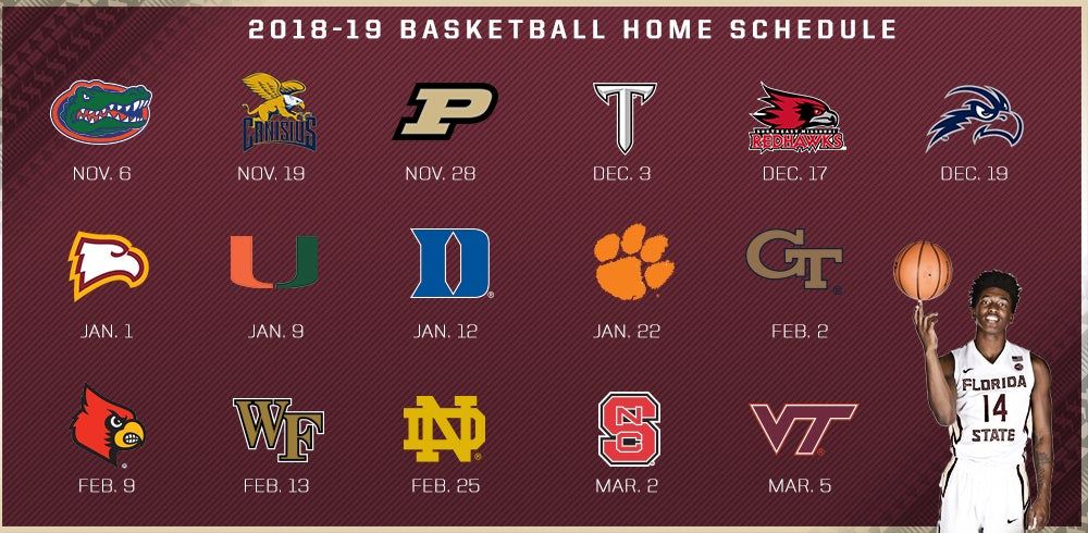 FSU Men's Basketball 2018-2019